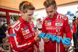 Rebellion Racing: Alexandre Imperatori y Dominik Kraihamer