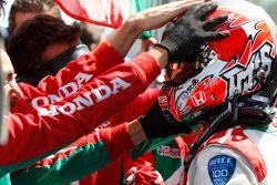تياغو مونتيرو، هوندا سيفيك دبليو تي سي سي، فريق هوندا ريسينغ جاس، الفائز في السباق