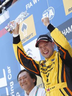 Secondo posto Rob Huff, Lada Vesta WTCC, Lada Sport Rosneft