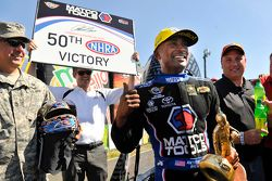 Top-Fuel: 1. Antron Brown