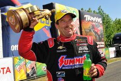 Pro Stock winnaar Greg Anderson