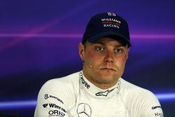 Valtteri Bottas, Williams FIA Basın Konferansında