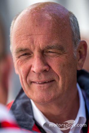 Audi Sport Team Joest Dr. Wolfgang Ullrich