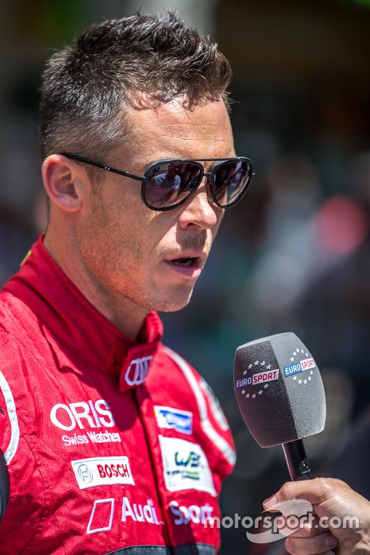 #7 Audi Sport Team Joest, Audi R18 e-tron quattro: André Lotterer
