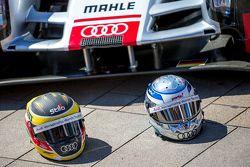 #9 Audi Sport Team Joest, Audi R18 e-tron quattro: René Rast, Filipe Albuquerque, Helme