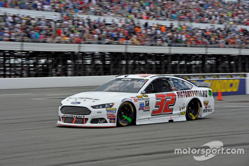 Travis Kvapil, GoFAS Racing Ford