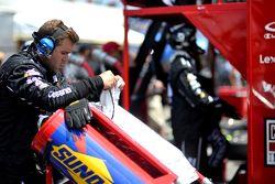 Chip Ganassi Racing Chevrolet mechanic