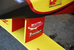 Audi Sport Team Abt detail