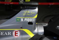 China Racing detail
