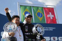 Podium: 1. Nelson Piquet jr.