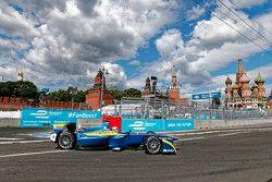Sébastien Buemi, e.dams-Renault Formula E Takımı