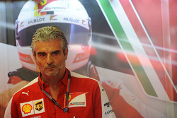 Maurizio Arrivabene, Jefe de Ferrari