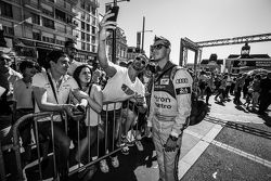 Audi Sport Team Joest: Andre Lotterer
