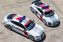 Los safety cars de las 24 Horas de Le Mans