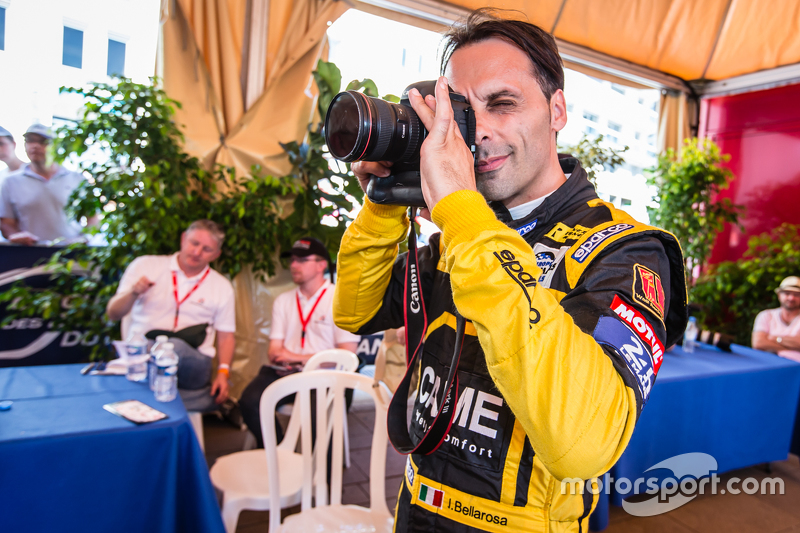Ibanez Racing: Ivan Bellarosa