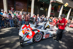 #12 Rebellion Racing Rebellion R-One