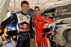 Sébastien Ogier ve Andrea Dovizioso