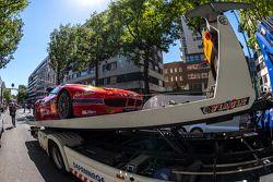 #62 Scuderia Corsa Ferrari 458 GTE
