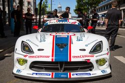 #53 Riley Motorsports Dodge Viper GTS-R