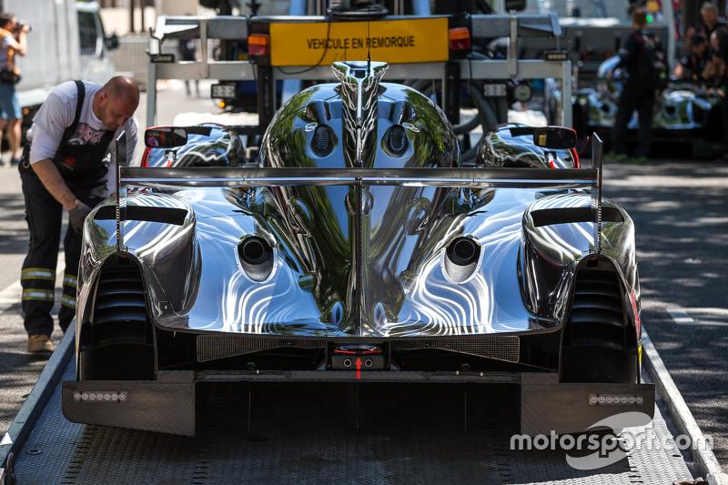 #31 Extreme Speed Motorsports, Ligier JS P2