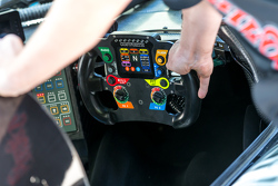 #31 Extreme Speed Motorsports Ligier JS P2, abitacolo