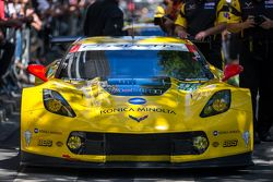 #63 Corvette Racing, Corvette C7.R