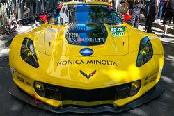 #64 Corvette Racing Corvette C7.R