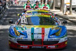 #51 AF Corse, Ferrari 458 GTE