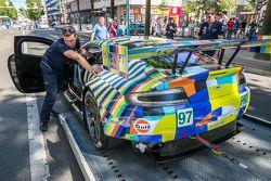 #97 Aston Martin Racing Aston Martin Vantage GTE