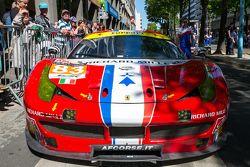 #83 AF Corse, Ferrari 458 GTE