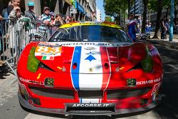 #83 AF Corse Ferrari 458 GTE