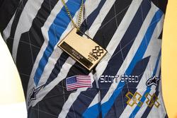 Winner Scott Speed, Andretti Autosport Volkswagen
