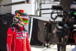 Porsche Team: Brendon Hartley toma parte en unfilme en 3D sobre Le Mans