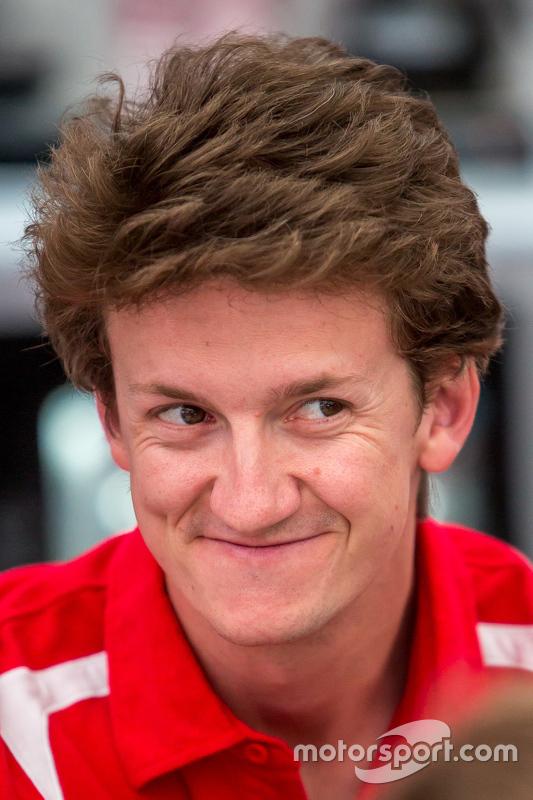 Nissan Motorsports: Lucas Ordonez
