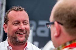 Darren Cox head of Nissan Motorsports