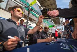 ByKolles Racing: Pierre Kaffer