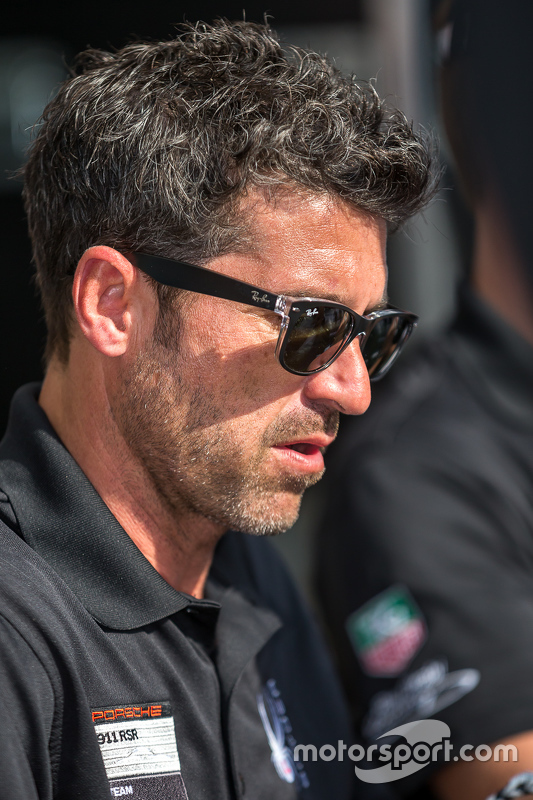 Dempsey Proton Competition Patrick Dempsey At 24 Hours Of Le Mans