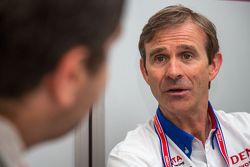Le directeur technique de Toyota Racing Pascal Vasselon