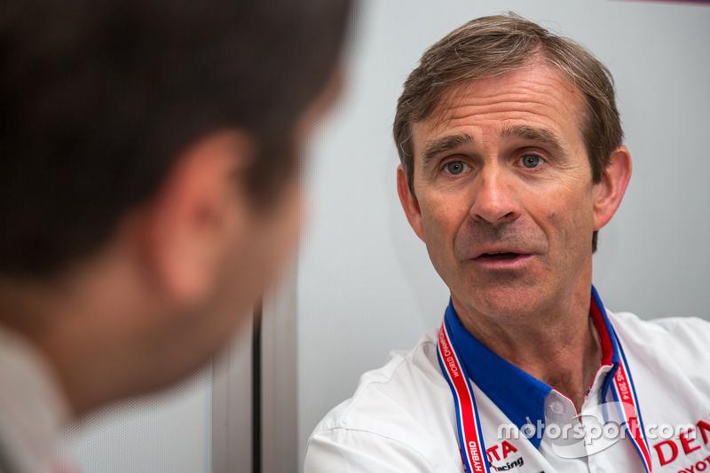 Pascal Vasselon, direttore tecnico Toyota Racing