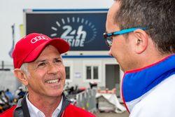 Audi Sport Team Joest Rinaldo Capello