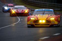 Aston Martin Vantage GTE: Фернандо Реес, Алекс МакДауэлл, Ричи Стэнэвей