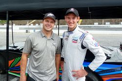 David Gilliland and Matt Brabham