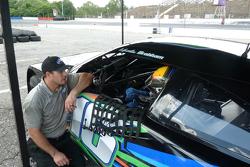David Gilliland und Matt Brabham