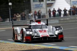 Audi R18 e-tron quattro: Марсель Фэсслер, Бенуа Трелуйе, Андре Лоттерер