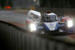 #27 SMP Racing BR01: Maurizio Mediani, David Markosov, Nicolas Minassian stopped on course