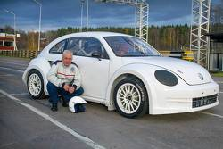 Пер Эклунд и Volkswagen Beetle Supercar