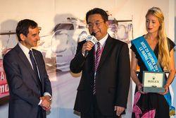 Yoshiaki Kinoshita, Espíritu ganador de Le Mans