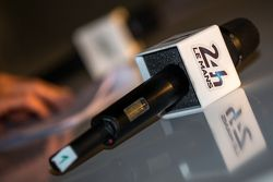 24 Horas de Le Mans de micrófono