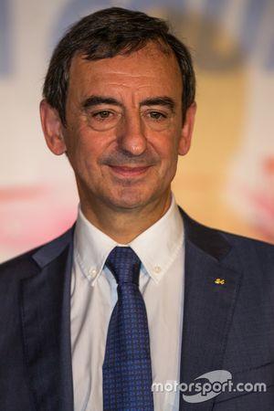 Presidente de ACO Pierre Fillon