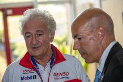 Hugues de Chaunac, presidente de Grupo ORECA